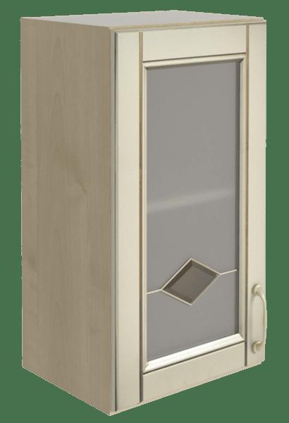 Горен кухненски шкаф B 40x72 витрина